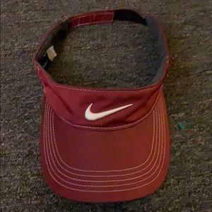 Nike golf visor hat